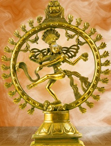 Nataraja, Shiva the cosmic dancer.