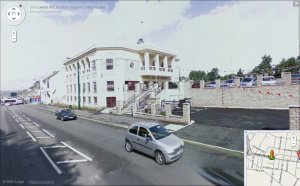 Our Mandir on Google Street view