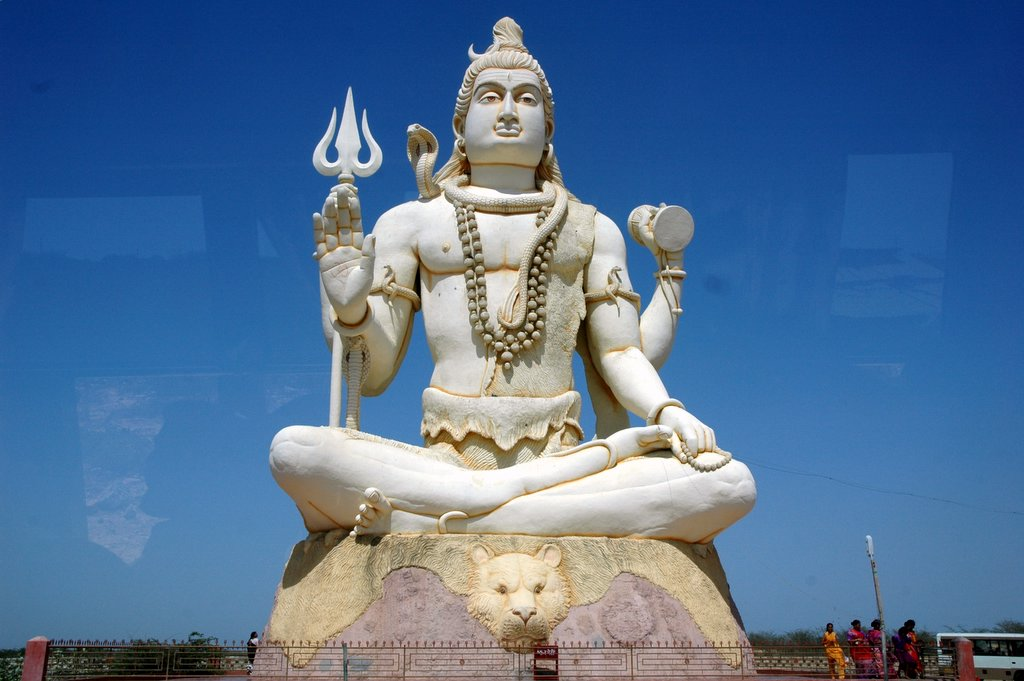 Hindu God Shiva Statues