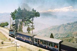 Darjeeling Himalayan Railway Locomotive 780
