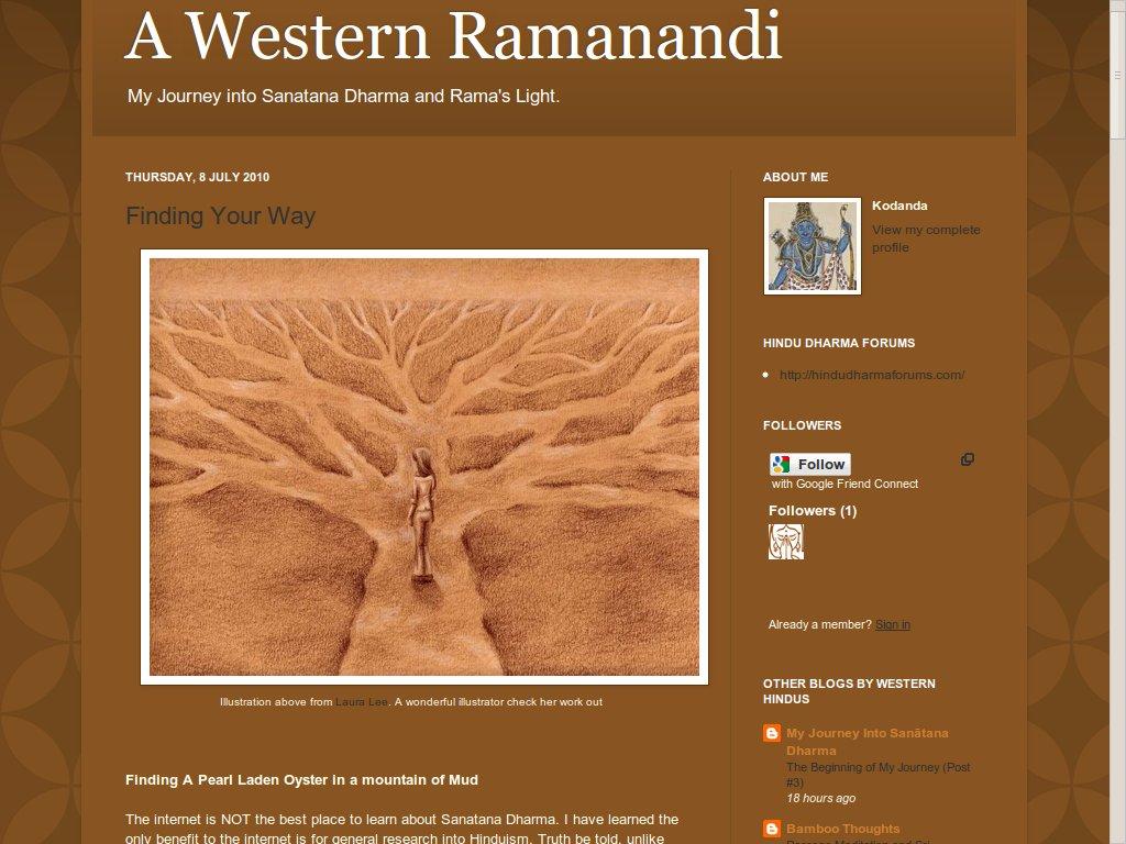 western hindu