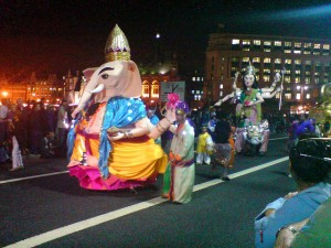 Ganesh in London