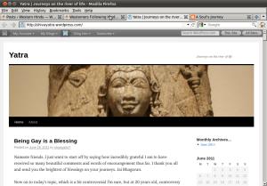 Yatra blog