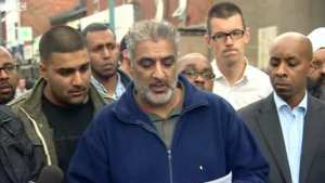 Tariq Jahan calls for peace after the  murder of his son